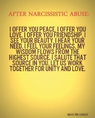 AFTER NARC ABUSE